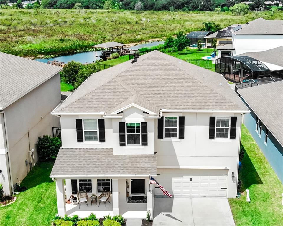 304 Blue Cypress Drive Property Photo 1