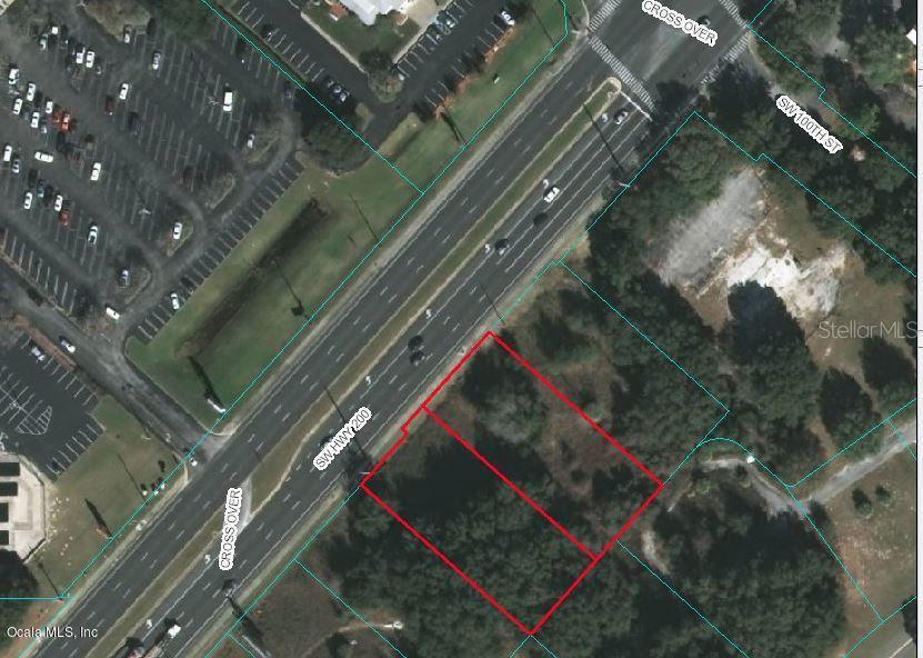 0 SW State Road HWY 200 Property Photo - OCALA, FL real estate listing