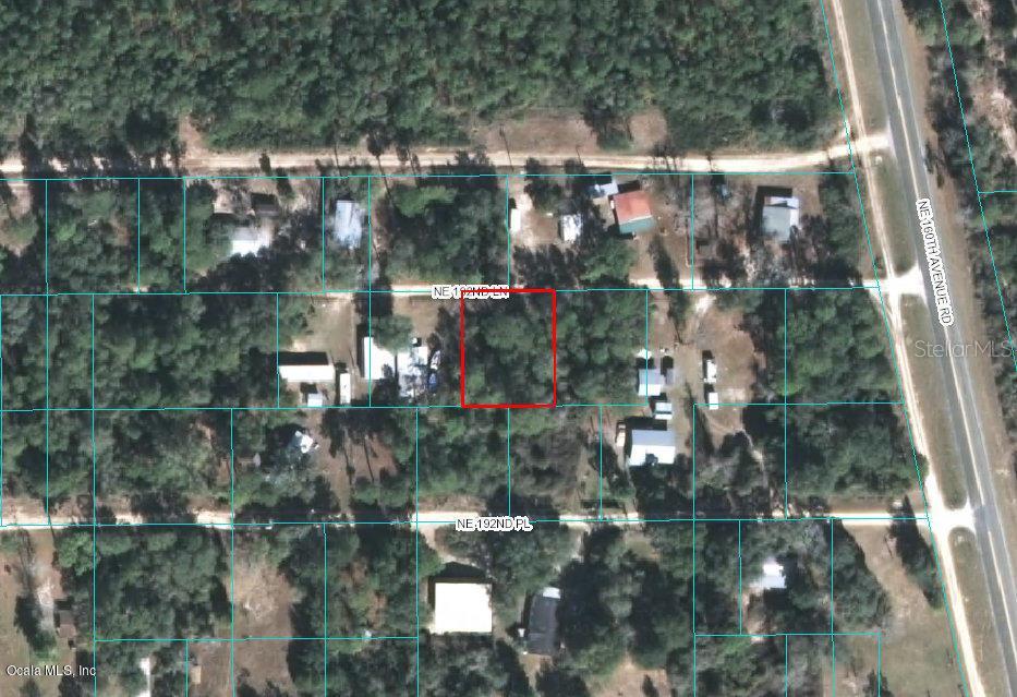 0 NE 192 LANE Property Photo - FORT MCCOY, FL real estate listing
