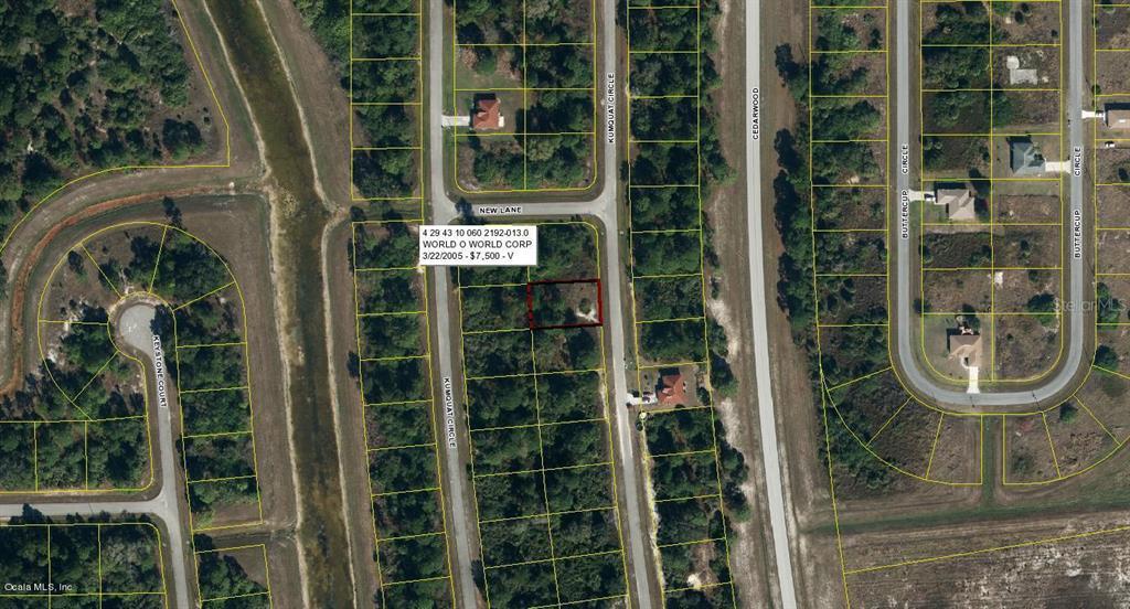 6020 Kumquat Circle Property Photo