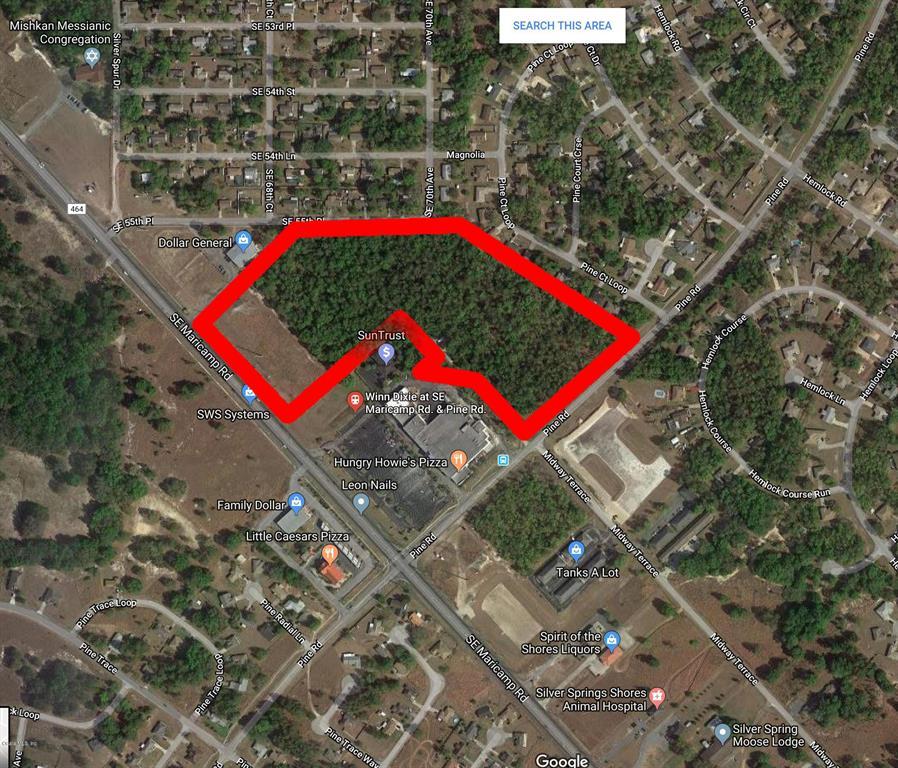 930 PINE ROAD Property Photo - OCALA, FL real estate listing