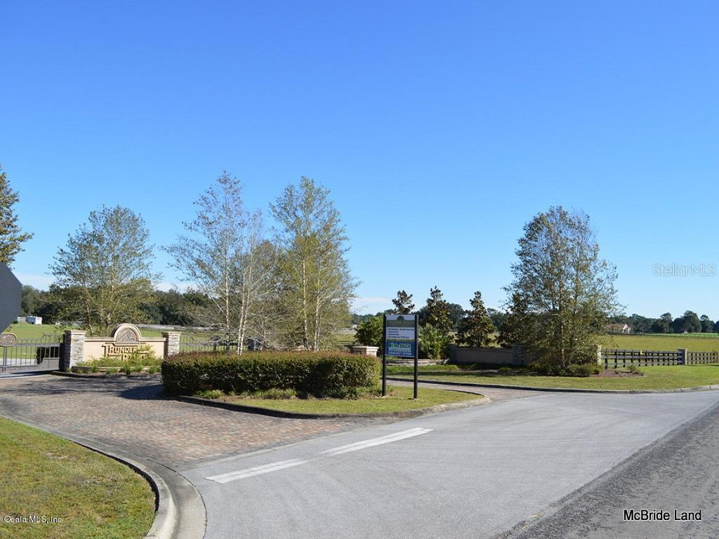 Lot 33 NE 111 Lane Road Property Photo - ANTHONY, FL real estate listing