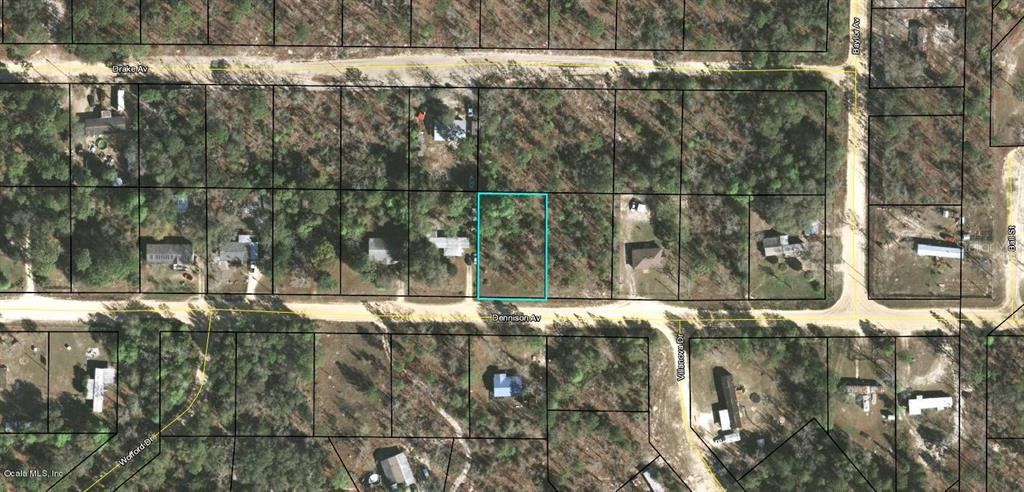 00 DENNISON AVENUE Property Photo - KEYSTONE HEIGHTS, FL real estate listing