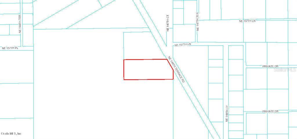 0 NE 148th Terr ROAD Property Photo - FORT MCCOY, FL real estate listing