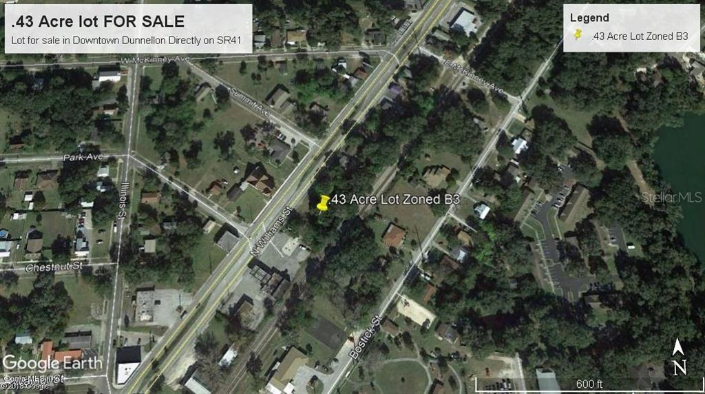 0 N Williams St (SR 41) Property Photo
