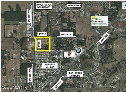 0 SW 60th AVENUE Property Photo - OCALA, FL real estate listing