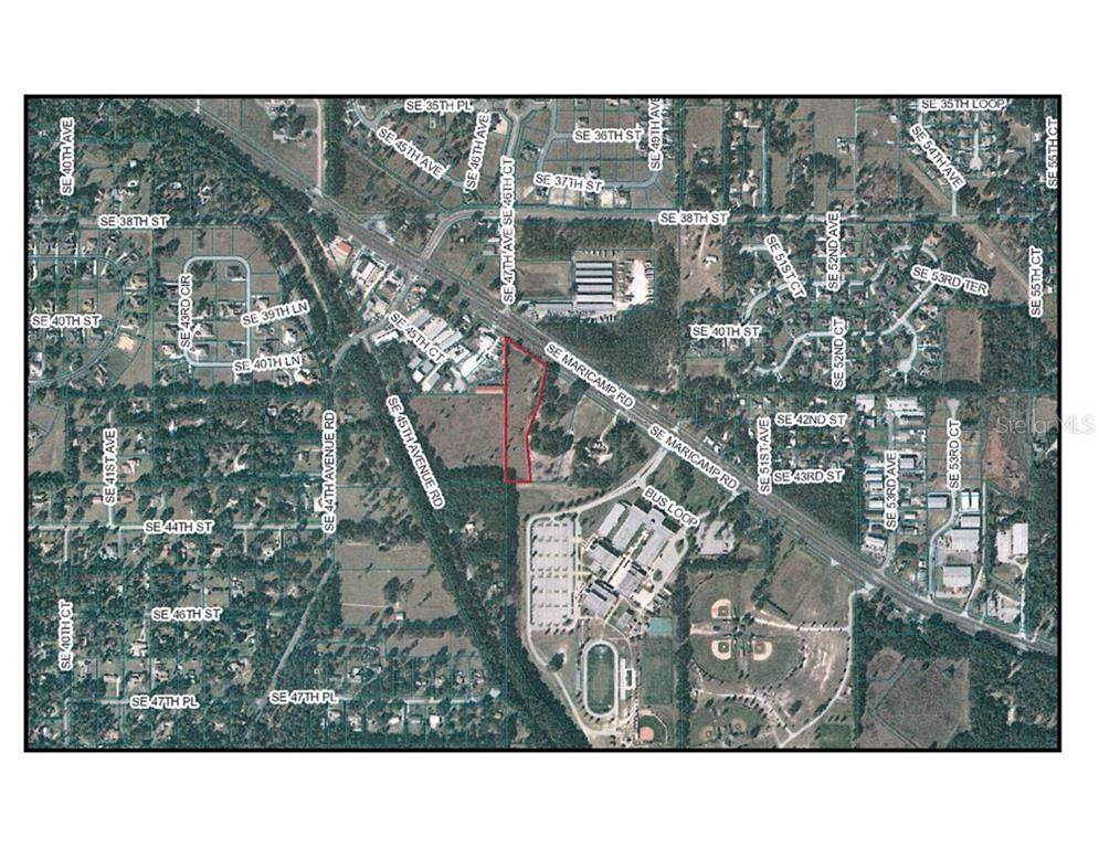 4750 SE MARICAMP ROAD Property Photo - OCALA, FL real estate listing
