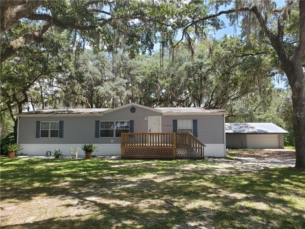 21935 NE 106 AVENUE Property Photo - FORT MC COY, FL real estate listing
