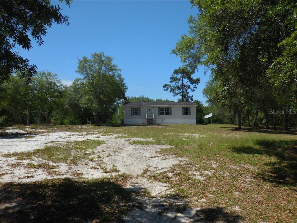 9591 NE 90TH STREET Property Photo - BRONSON, FL real estate listing