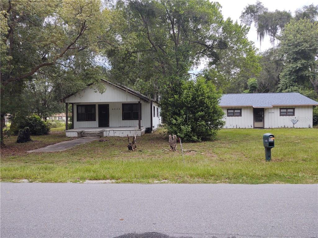 2534 CR 522 Property Photo - SUMTERVILLE, FL real estate listing