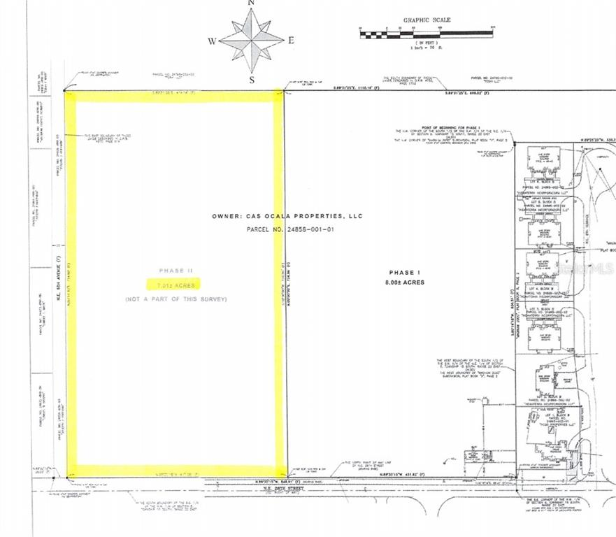 0 NE 28TH ST Property Photo - OCALA, FL real estate listing
