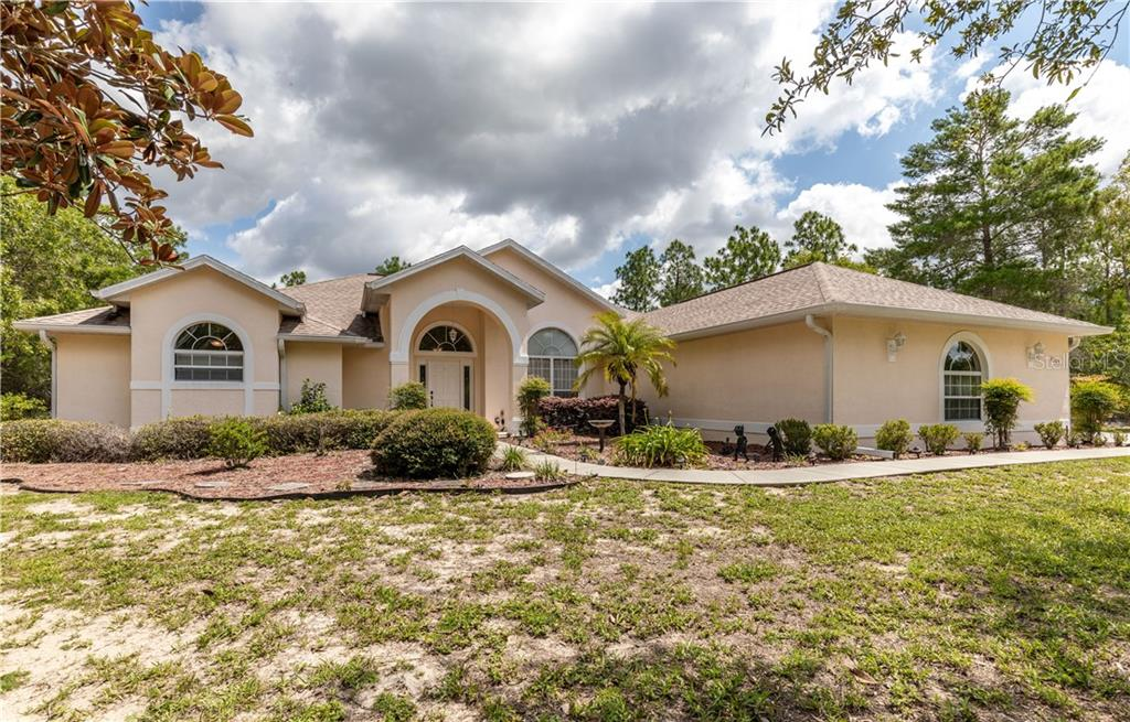 5263 W YUMA LN Property Photo - BEVERLY HILLS, FL real estate listing