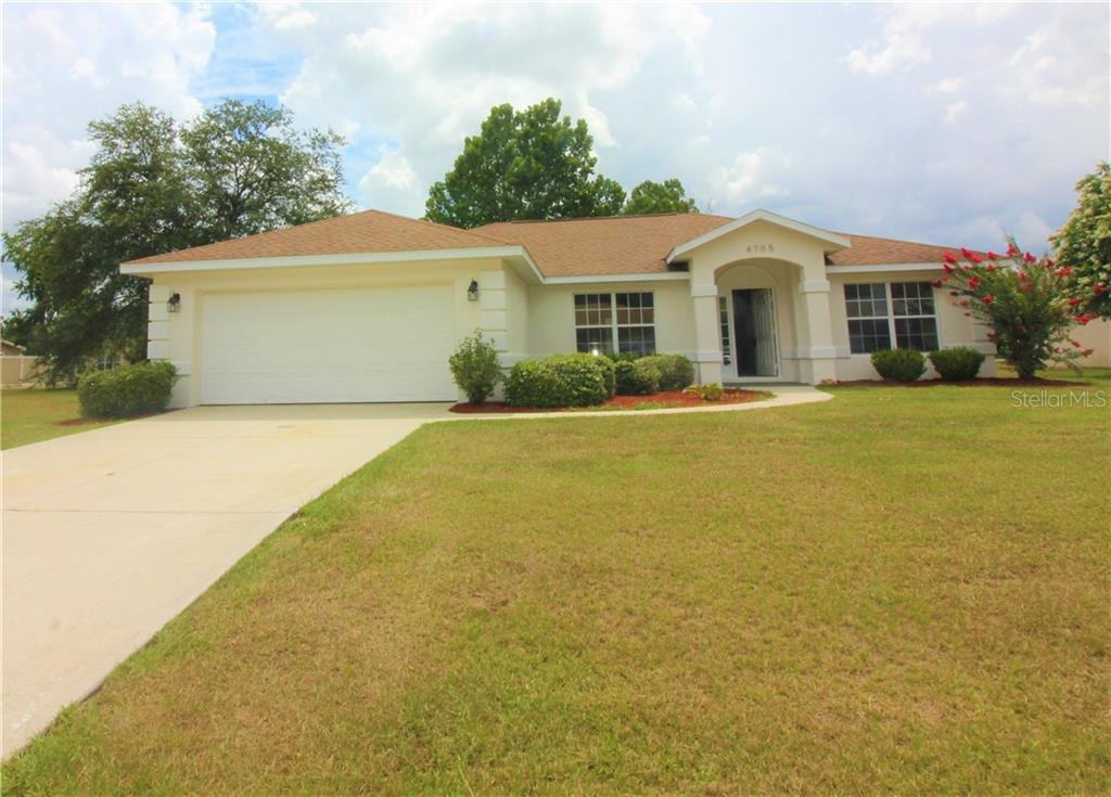 4705 NW 45TH CT Property Photo - OCALA, FL real estate listing