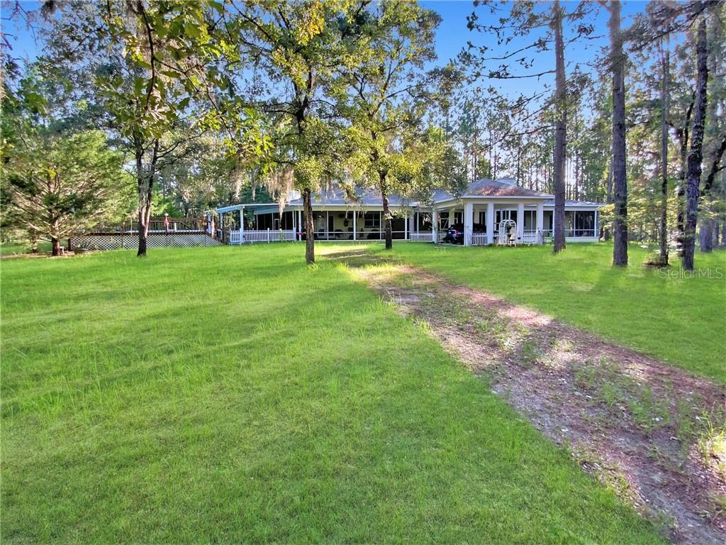 1251 NE 160TH AVENUE Property Photo - WILLISTON, FL real estate listing