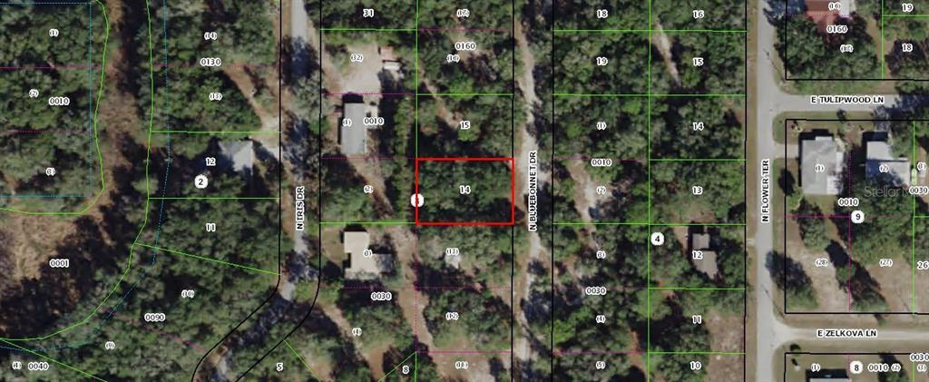 6416 N BLUEBONNET DRIVE Property Photo