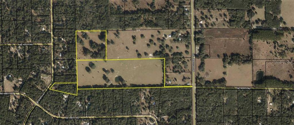 NE 349TH HWY Property Photo - CROSS CITY, FL real estate listing