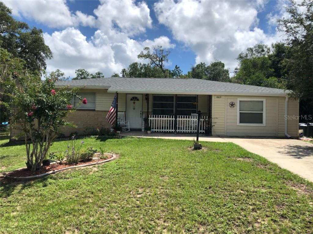 4609 SW ZINNIA COURT Property Photo - DUNNELLON, FL real estate listing