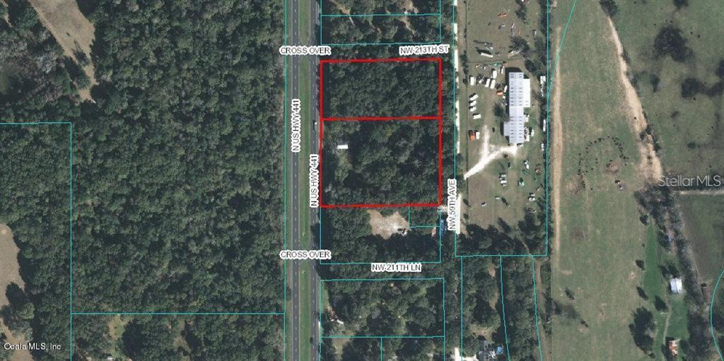 21285 HIGHWAY 441 N Property Photo - MICANOPY, FL real estate listing