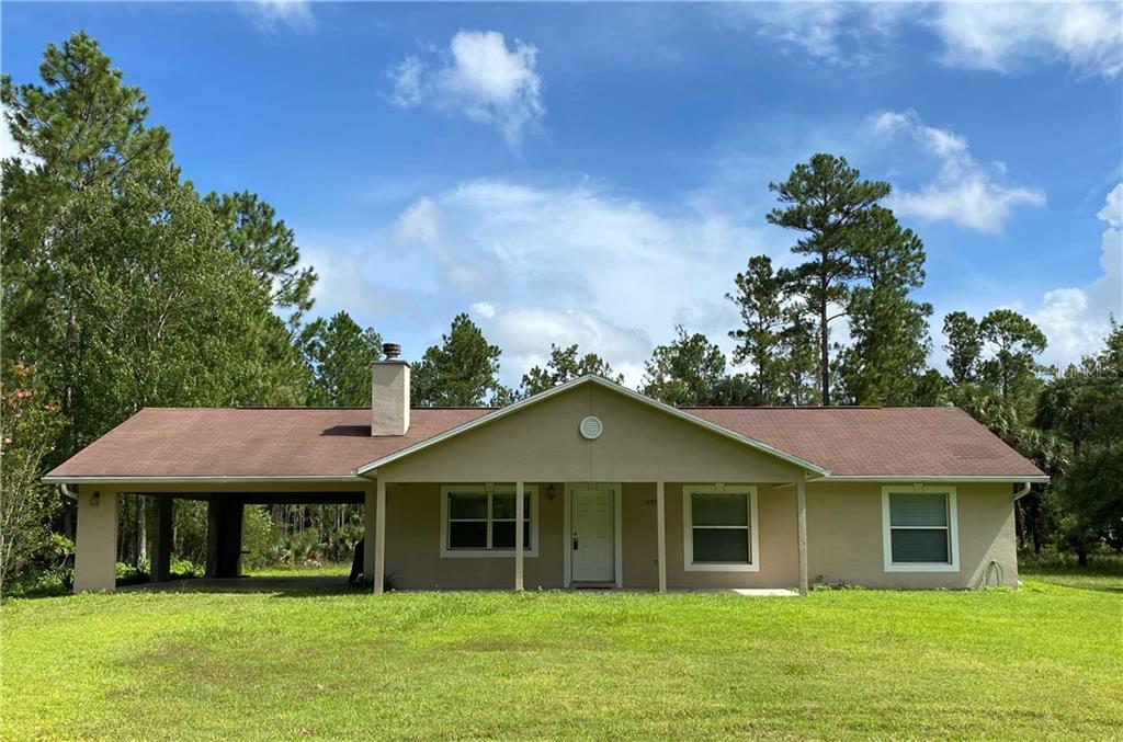 12829 NE 105TH STREET Property Photo - FORT MC COY, FL real estate listing