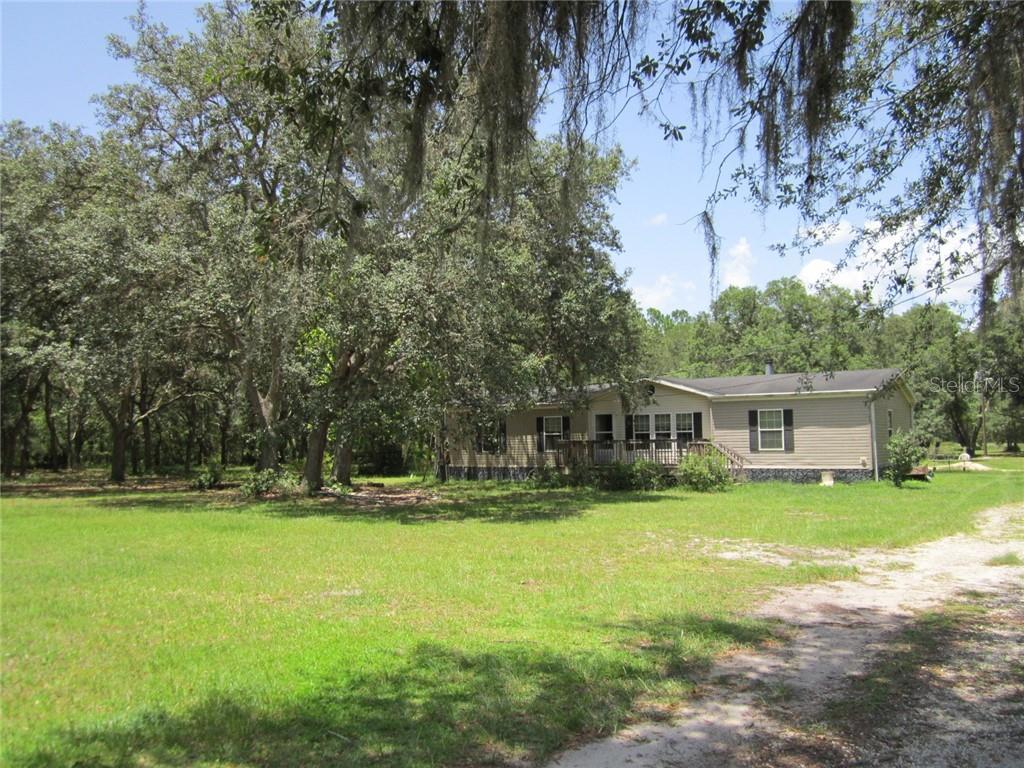 14005 NE 165TH STREET Property Photo - FORT MC COY, FL real estate listing