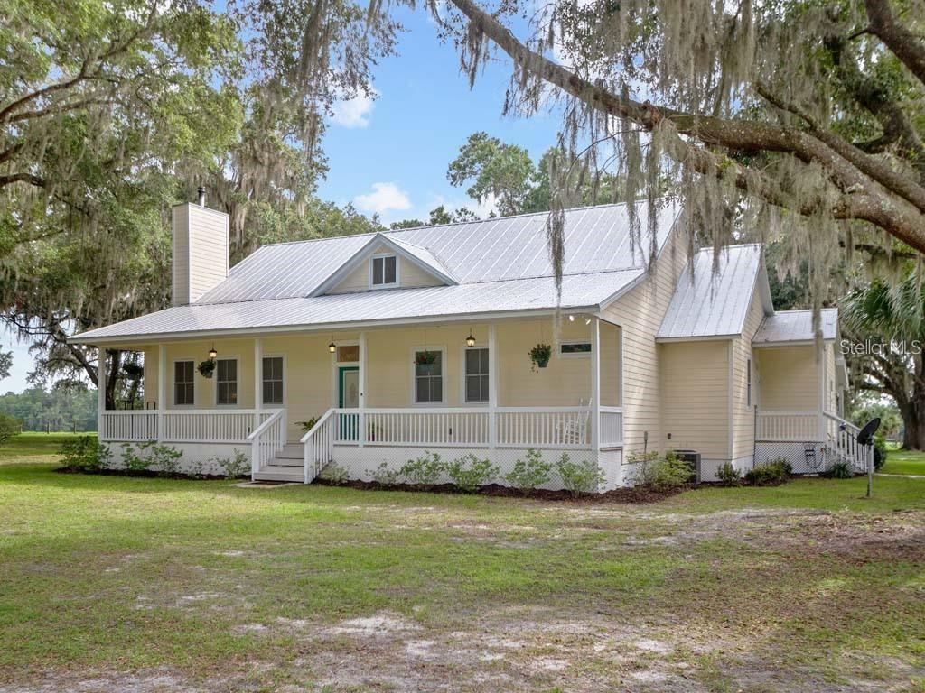 21850 NW 150TH AVENUE Property Photo - MICANOPY, FL real estate listing
