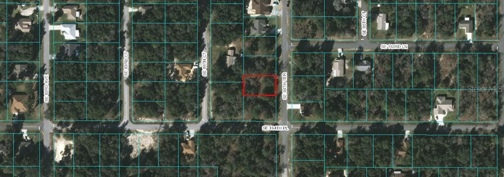 TBD SE 84TH TERRACE Property Photo - SUMMERFIELD, FL real estate listing