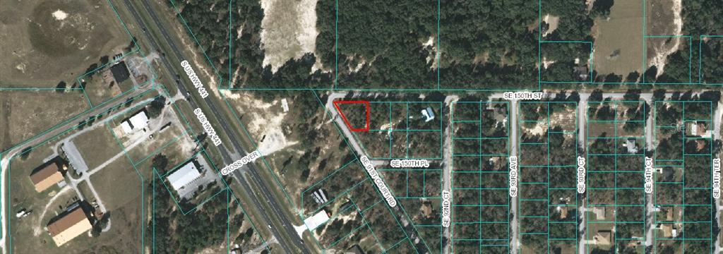TBD SE 150TH STREET Property Photo - SUMMERFIELD, FL real estate listing
