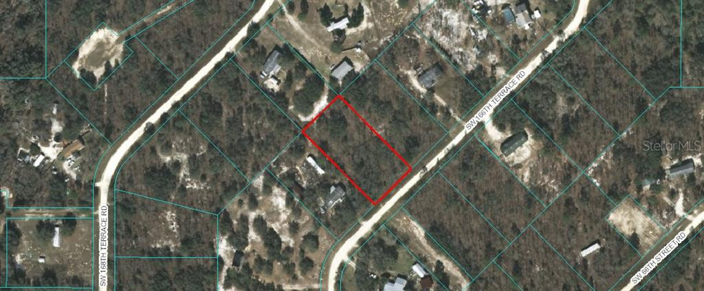 Lot 14 Sw 166th Terrace Road Property Photo