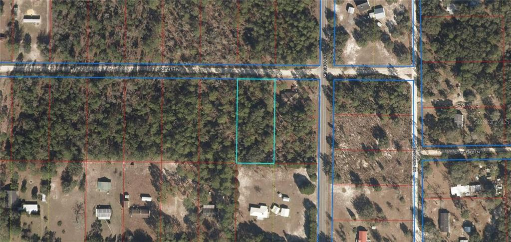 10390 NE 74 PLACE Property Photo - BRONSON, FL real estate listing