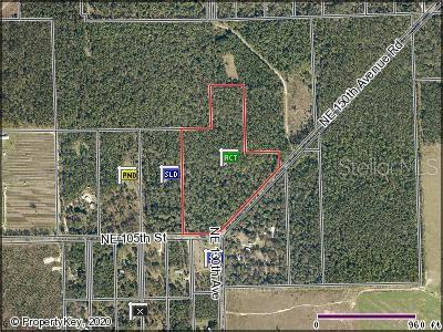 0 NE 105TH STREET Property Photo - FORT MC COY, FL real estate listing
