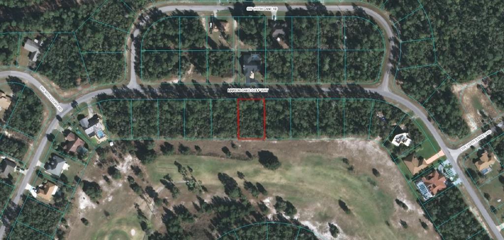 Lot 16 Marion Oaks Golf Way Property Photo