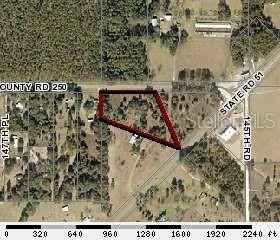 TBD CR 250 Property Photo - LIVE OAK, FL real estate listing
