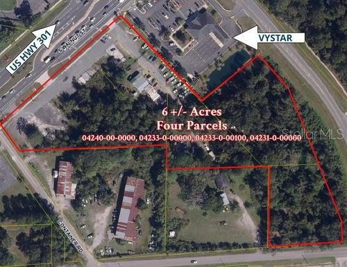 TBD N HWY 301 STREET Property Photo - STARKE, FL real estate listing