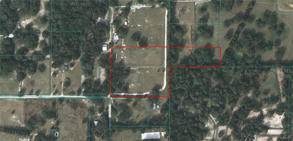 1001 SW 123RD PLACE, LOT 01 AND 02 Property Photo - OCALA, FL real estate listing