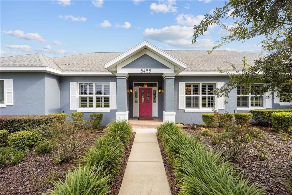 8455 NE JACKSONVILLE ROAD Property Photo - OCALA, FL real estate listing