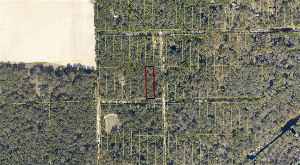 292 ND ST Property Photo - BRANFORD, FL real estate listing