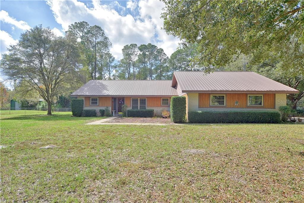 7050 E HIGHWAY 326 Property Photo - SILVER SPRINGS, FL real estate listing