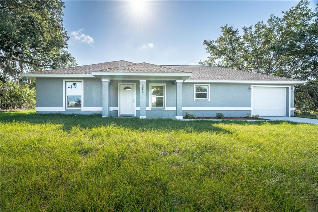 TBD CORNER LOT CYPRESS LOOP Property Photo - OCALA, FL real estate listing