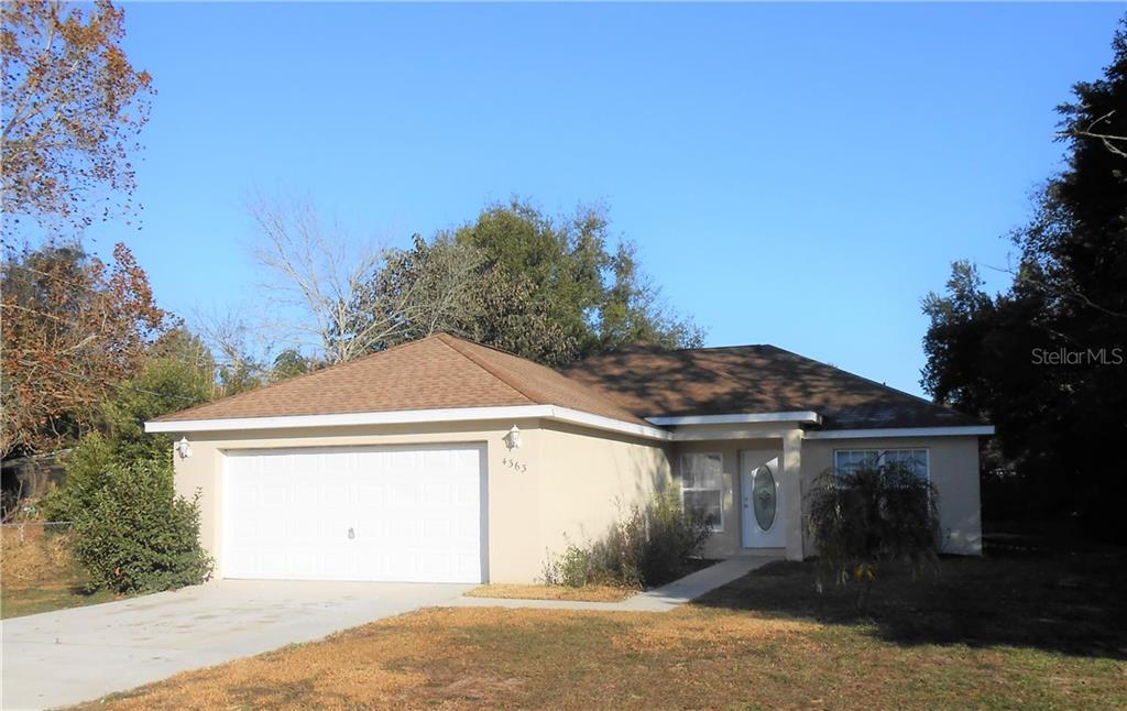 4363 SE 138TH LANE Property Photo