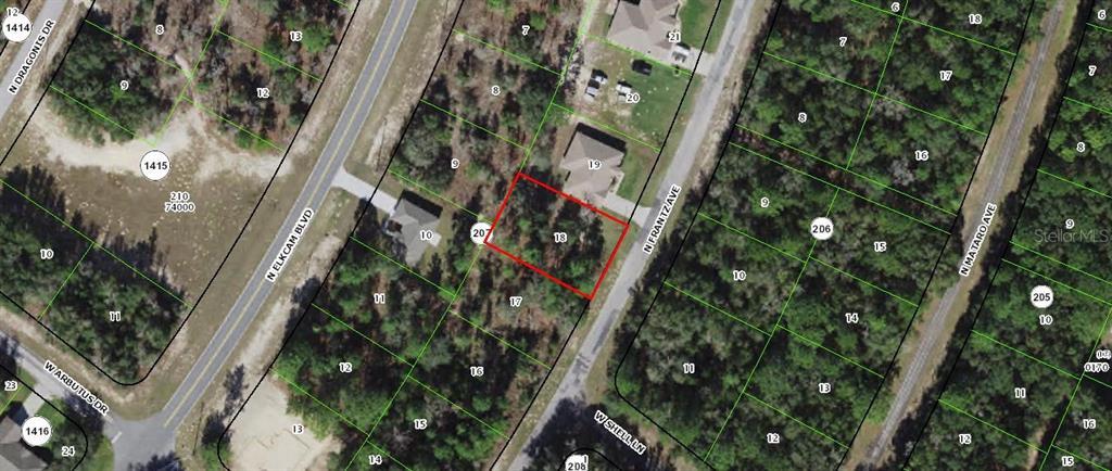 10640 N Frantz Avenue Property Photo