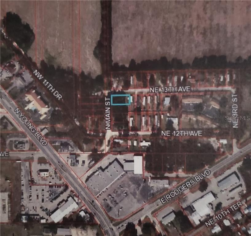Lot 1 MAIN STREET Property Photo - CHIEFLAND, FL real estate listing