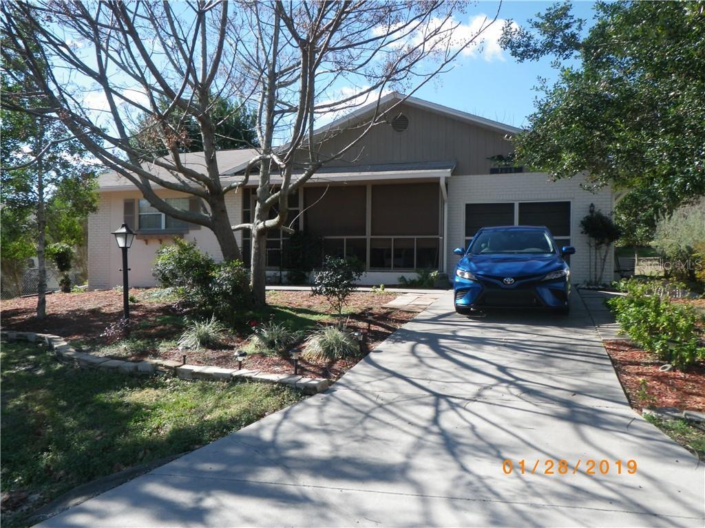 3668 N HONEYLOCUST DRIVE Property Photo - BEVERLY HILLS, FL real estate listing
