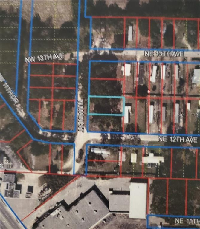 Lot 3 N MAIN STREET Property Photo - CHIEFLAND, FL real estate listing