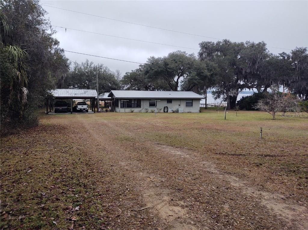 20995 NE 136TH PLACE Property Photo - FORT MC COY, FL real estate listing