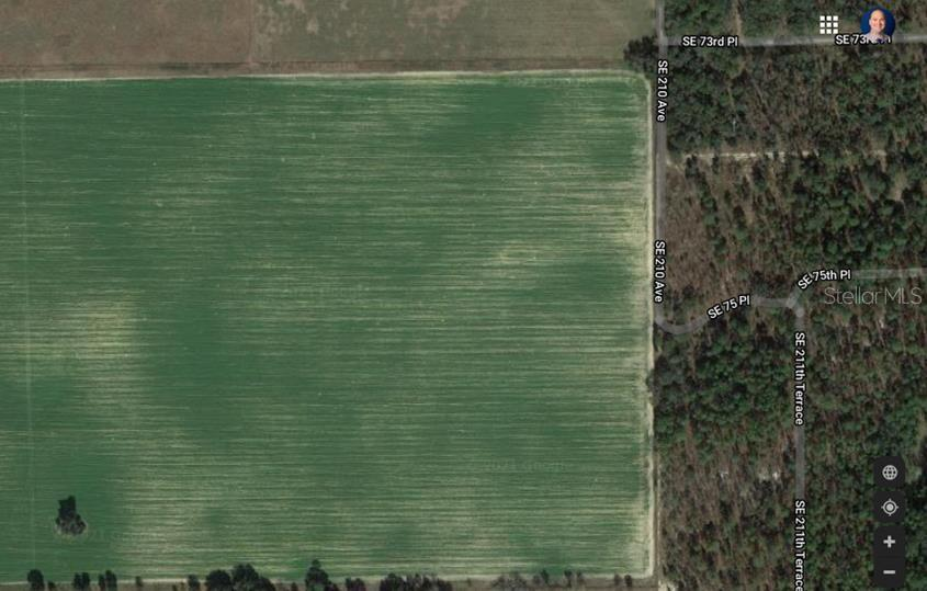 TBD SW 210TH AVENUE Property Photo - MORRISTON, FL real estate listing