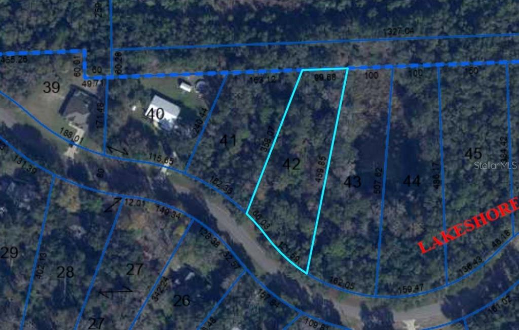 SE 111TH AVENUE #Lot 42 Property Photo - HAWTHORNE, FL real estate listing