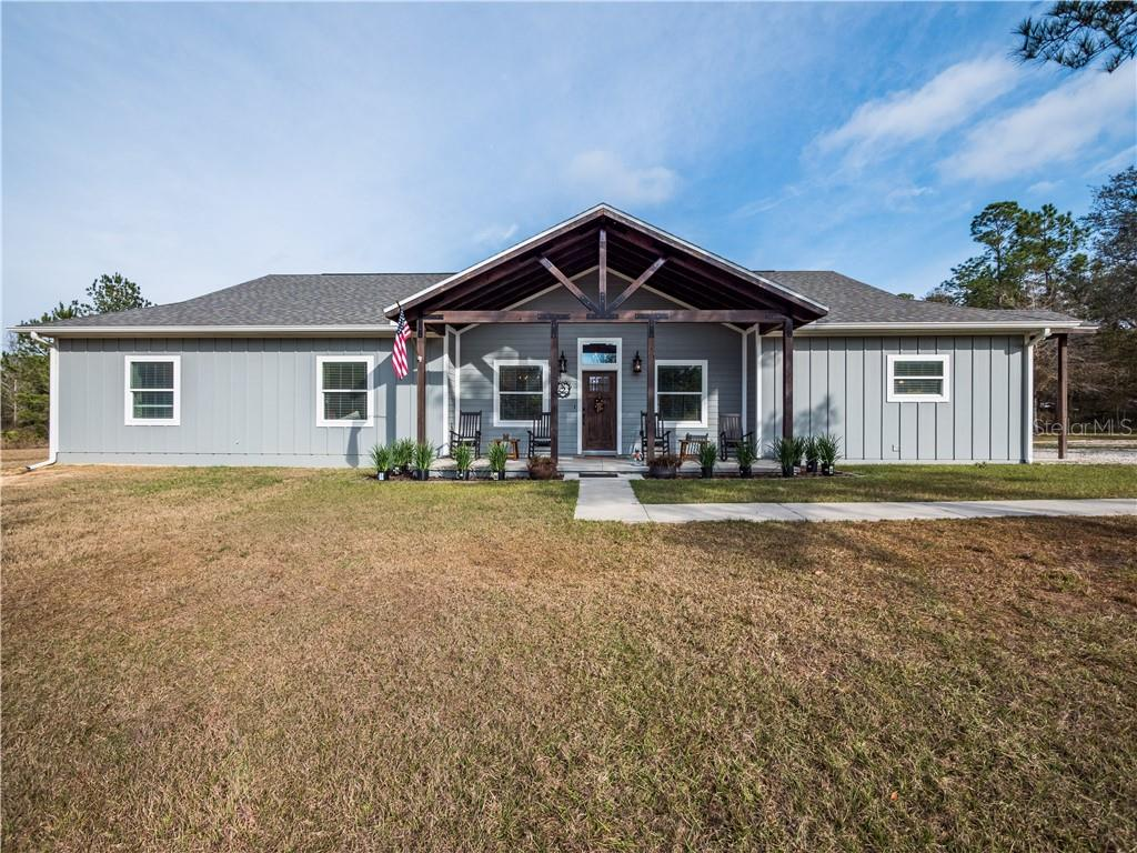 12001 NE 135TH STREET Property Photo - FORT MC COY, FL real estate listing