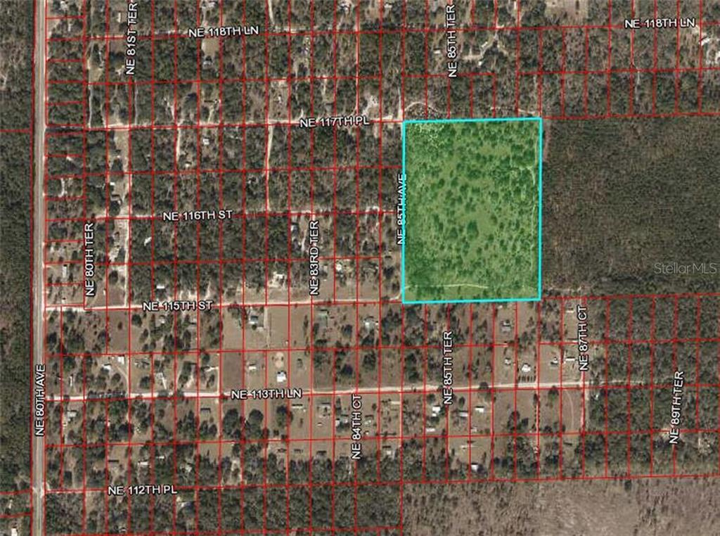 8515 NE 115TH STREET Property Photo - BRONSON, FL real estate listing