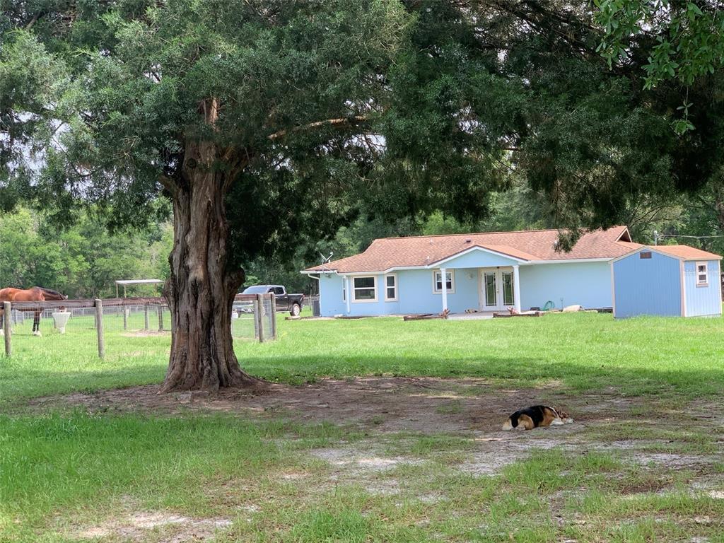 250 NE 195 AVENUE Property Photo - WILLISTON, FL real estate listing