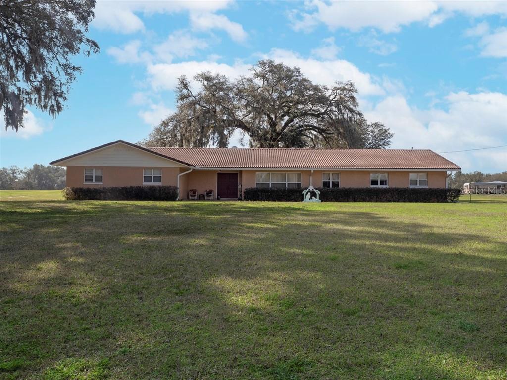 7640 SE 135TH STREET Property Photo - SUMMERFIELD, FL real estate listing